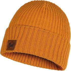 Buff Knitted Hat rutger ocher
